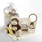 Five Little Monkeys Keepsake Basket