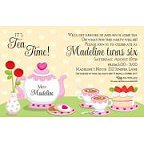 Bridal Shower Dress Invitations