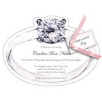 Something Blue Invitations